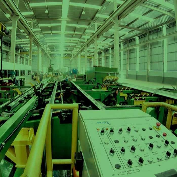 fábrica Golin de tubos de aço com costura