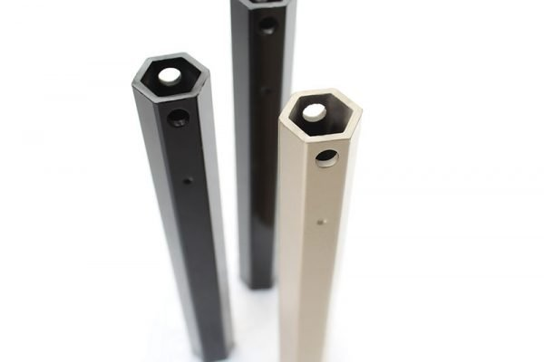 Normas mais comuns para tubos Golin em formatos especias