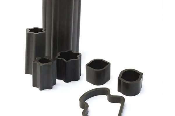 Tubos Golin com formatos especiais