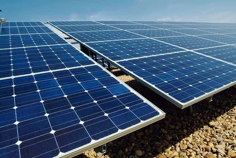 Tubos Galvanizado Golin aplicados em usinas de energia solar