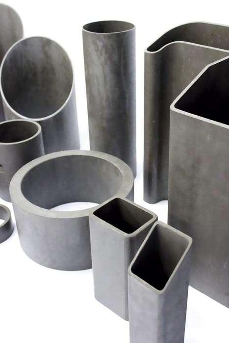 Acabamento e superfície para tubos trefilados