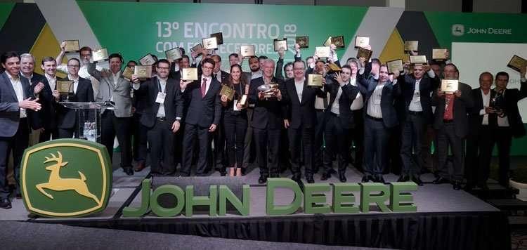 13o. Encontro John Deere Premiacao Golin S/A 2018-01