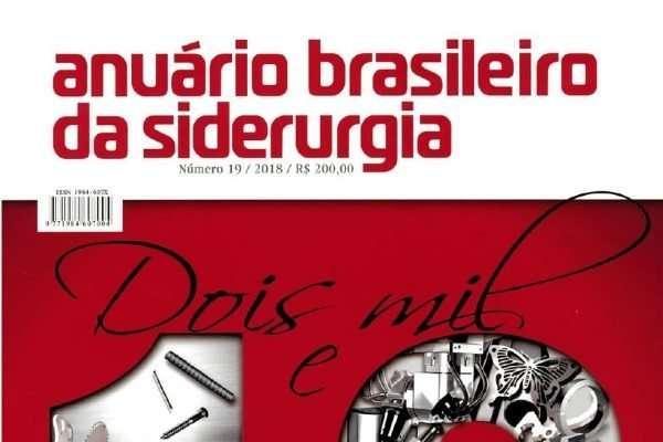 Anuário Brasileiro da Siderurgia 2018