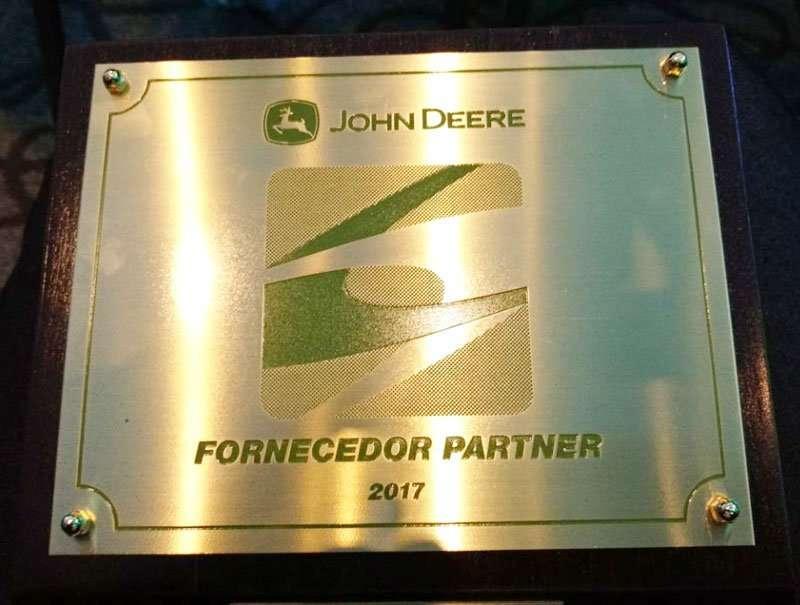 John Deere - Fornecedor Partner e Excelência em Gerenciamento de Custos 2017